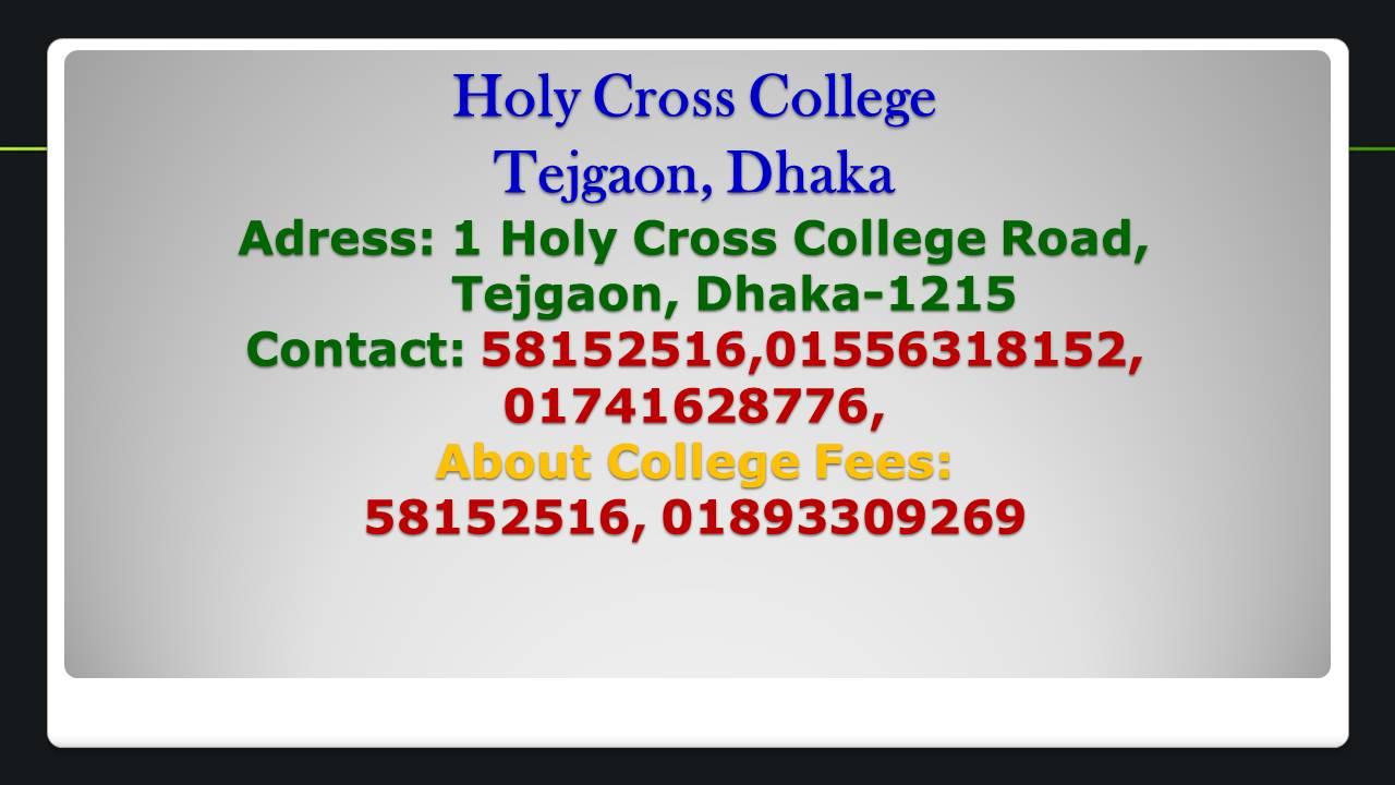 College Address 1